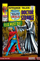 Strange Tales #154 