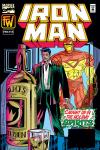 Iron Man (1968) #313 Cover