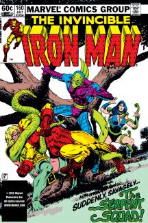 Iron Man (1968) #160