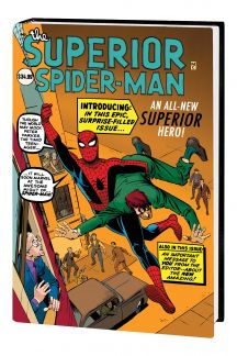 SUPERIOR SPIDER-MAN VOL. 1 HC DITKO COVER (DM ONLY) (Hardcover)