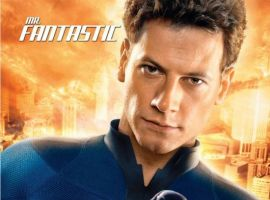 Mr. Fantastic International Movie Poster 1