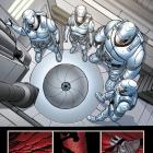 Fantastic Four #605 preview art by Ron Garney