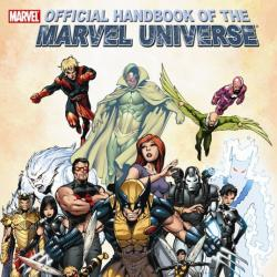Official Handbook of the Marvel Universe a to Z Vol. 13 (Hardcover)