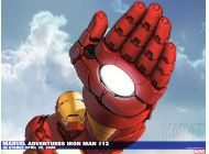 Marvel Adventures Iron Man (2007) #12 Wallpaper