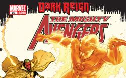 Mighty Avengers (2007) #25