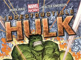 Indestructible Hulk #6 cover by Walt Simonson