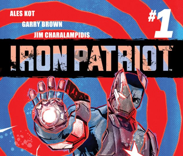 IRON PATRIOT 1 (ANMN, WITH DIGITAL CODE)