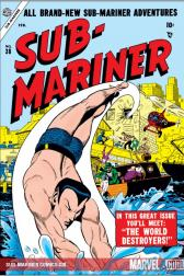Sub-Mariner Comics #38 