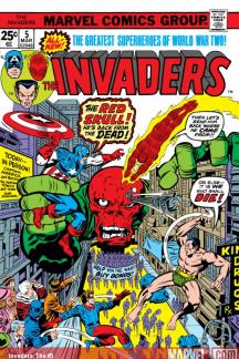 Invaders (1975) #5