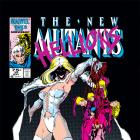 New Mutants (1983) #39 Cover