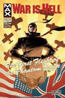 War Is Hell: The First Flight of the Phantom Eagle (2008) #1