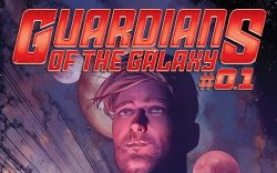 cover from Guardians of the Galaxy (2013) #0.1
