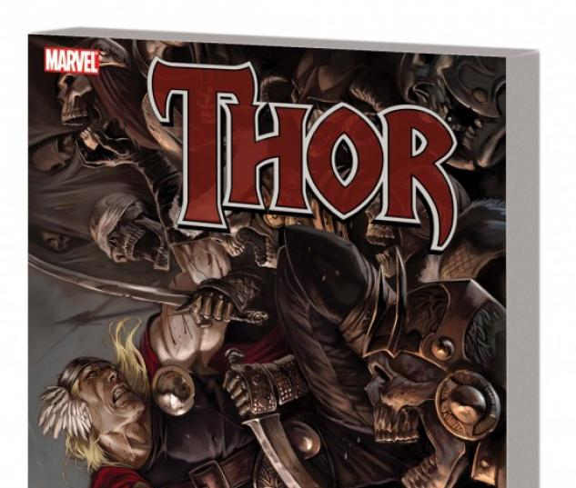THOR: AGES OF THUNDER TPB