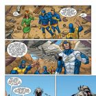 X-MEN: FIRST CLASS FINALS #3 preview page 5