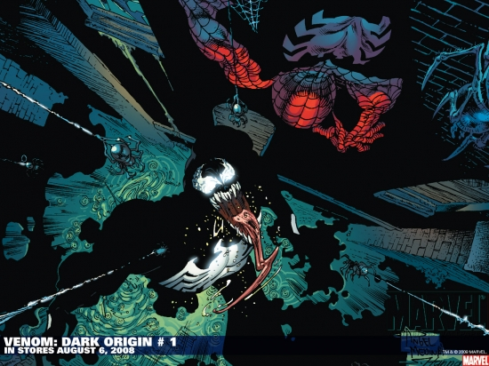 Venom: Dark Origin (2008) #1 Wallpaper
