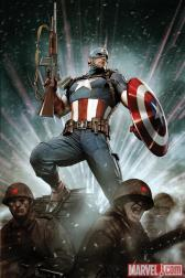 Astonishing Captain America #1
