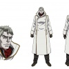 Final color art for Deacon Frost from the Blade anime series