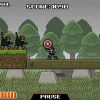 Screenshot from Captain America: Shield of Justice