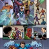Spider-Man and the Avengers #1 preview art by Todd Nauck