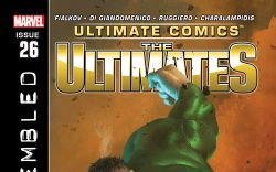 ULTIMATE COMICS ULTIMATES 26 (WITH DIGITAL CODE)