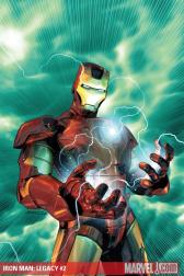 Iron Man Legacy #2 