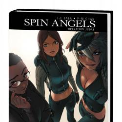 Spin Angels (Hardcover)