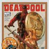 DEADPOOL #27 cover by David Johnson