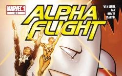 Alpha Flight (2011) #0.1