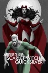 Avengers Origins: Quicksilver &amp; the Scarlet Witch #1 