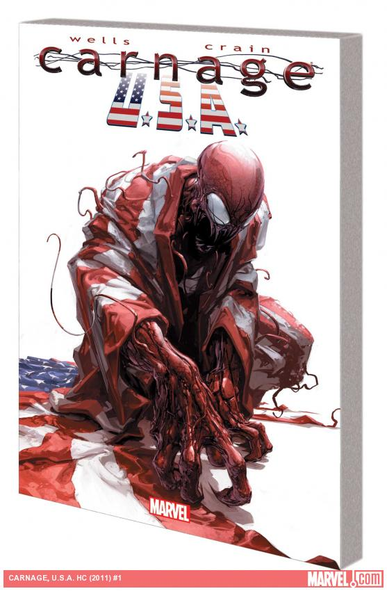 Carnage, U.S.A. TPB