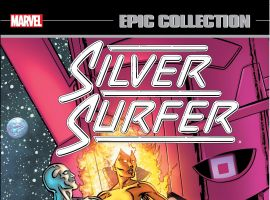 cover from Silver Surfer Epic Collection: Freedom (2015)