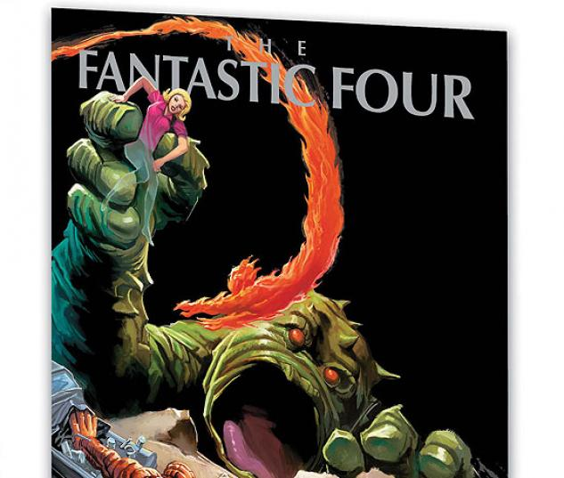 MARVEL MASTERWORKS: THE FANTASTIC FOUR VOL. 1 #0