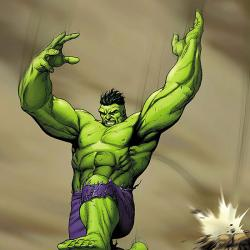 GIANT-SIZE INCREDIBLE HULK  #1