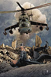 PUNISHER (2008) #40 COVER