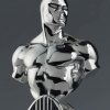 Silver Surfer Chrome Mini-Bust by Bowen Designs