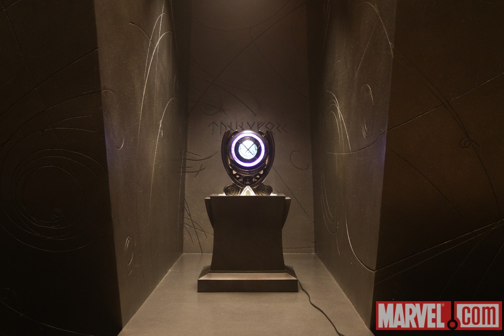 An item from Odin's vault in Thor