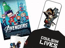Check Out Marvel's Full SDCC 2013 Merch Line-Up
