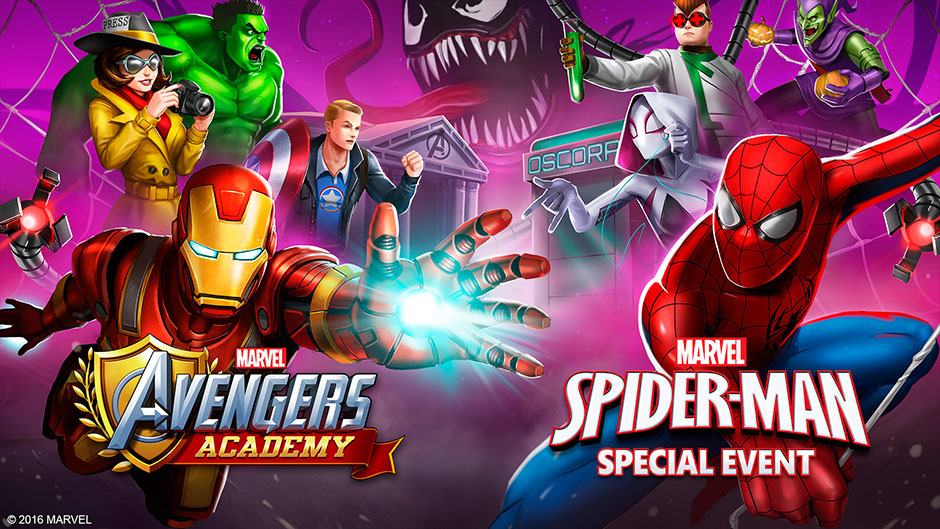 Spider-Man Returns to Avengers Academy