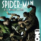 Spider-Man Noir: Eyes Without a Face #3 Cover by Patrick Zircher