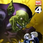 Image Featuring Norman Osborn, Valeria Richards