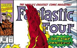 Fantastic Four (1961) #353 Cover