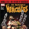 Cover for INCREDIBLE HERCULES #126