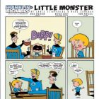 Weekend Preview: Franklin Richards: Monster Mash #1