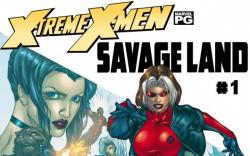 X-Treme X-Men: The Savage Land (2001) #1