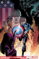 Captain America: Forever Allies #2 