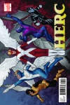 Herc (2010) #3 (X-Men Art Variant)
