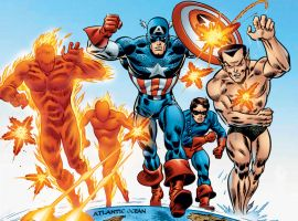 Follow the History of Captain America Pt. 2