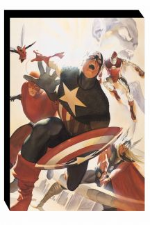 Avengers: The Vibranium Collection (Hardcover)