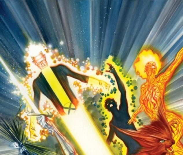 NEW MUTANTS #1 (ROSS COVER)