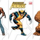 NEW AVENGERS #1 gatefold variant by Stuart Immonen